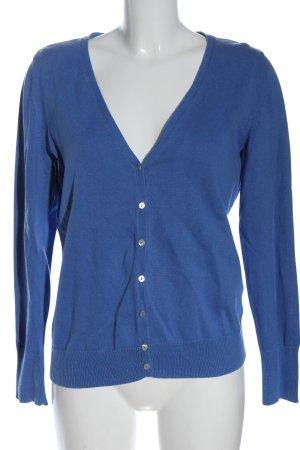 b.c. best connections Cardigan tricotés bleu style décontracté
