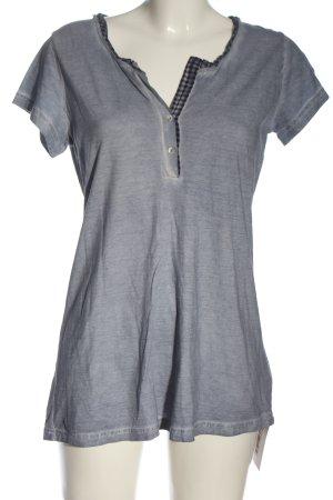 b.c. best connections T-shirt gris clair style décontracté