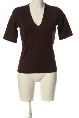 b.c. best connections V-Ausschnitt-Shirt