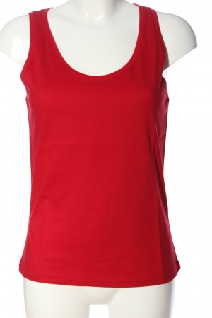 B&C collection Camisoles red casual look