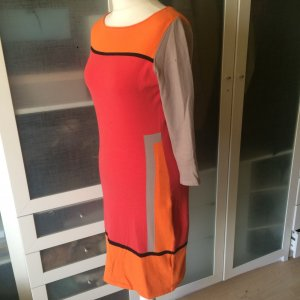 BC Knitted Dress multicolored