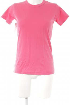 B&C Exact 190 T-shirt roze prints met een thema casual uitstraling