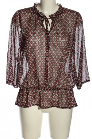 b.c. Slip-over Blouse allover print casual look