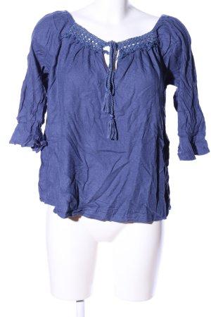 b.c. Shirt Tunic blue casual look