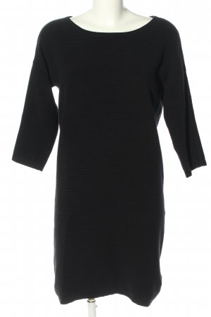 b.c. Knitted Dress black business style