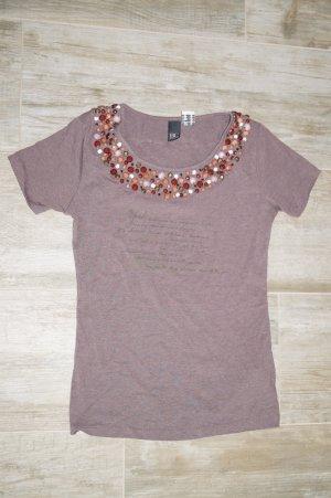 BC T-shirt brun polyester