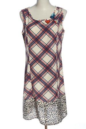 b.c. Pinafore dress check pattern casual look
