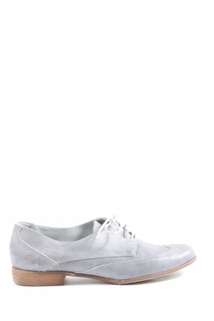 B clothing Oxfords light grey casual look