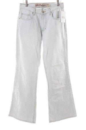 "B-Denim Boot Cut Jeans ""Six"" hellblau"