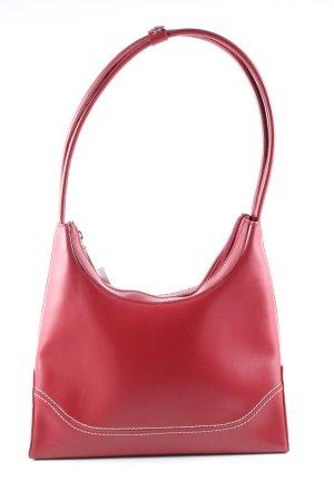 B.M. Handbag red casual look