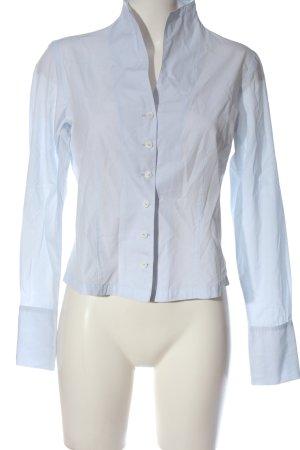 B.M. Koszula z długim rękawem biały W stylu biznesowym