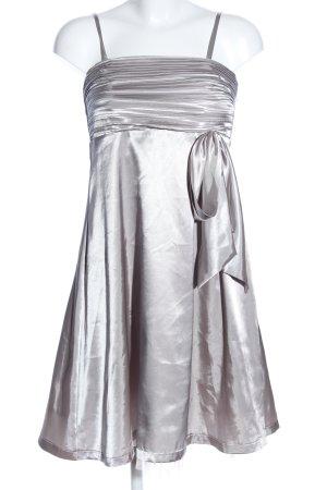b.p.c. Bonprix Collection Abendkleid hellgrau Elegant
