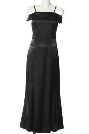 b.p.c. Bonprix Collection Abendkleid schwarz Elegant