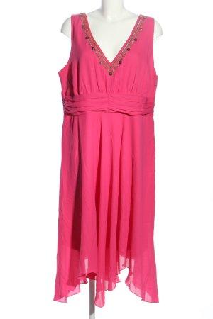 b.p.c. Bonprix Collection Abendkleid pink Elegant