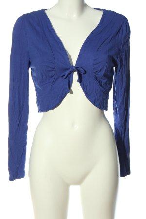 b.p.c. Bonprix Collection Bolero blu stile casual