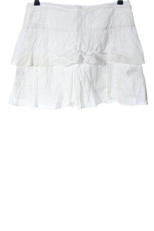 b.p.c. Bonprix Collection Gonna a campana bianco stile casual