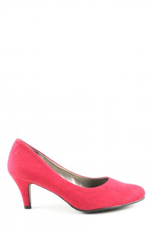 b.p.c. Bonprix Collection High Heels pink Casual-Look