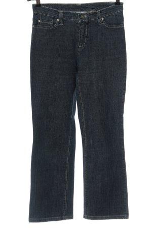 b.p.c. Bonprix Collection High Waist Jeans blau Casual-Look