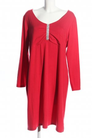 b.p.c. Bonprix Collection Jerseykleid rot Casual-Look