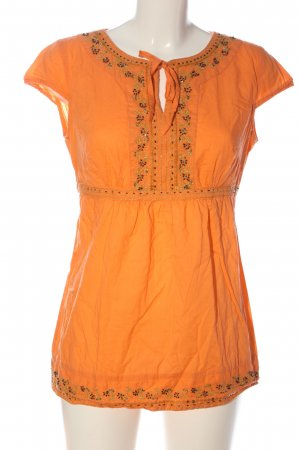 b.p.c. Bonprix Collection Camicetta a maniche corte arancione chiaro