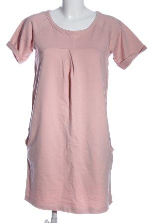 b.p.c. Bonprix Collection Abito a maniche corte rosa stile casual