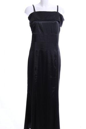 b.p.c. Bonprix Collection Maxikleid schwarz Elegant