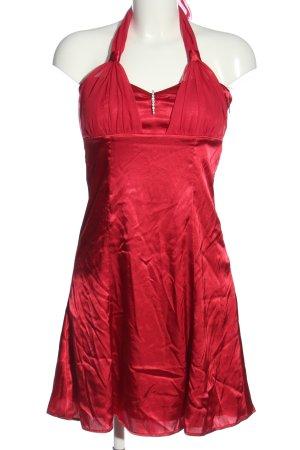 b.p.c. Bonprix Collection Minikleid rot Elegant