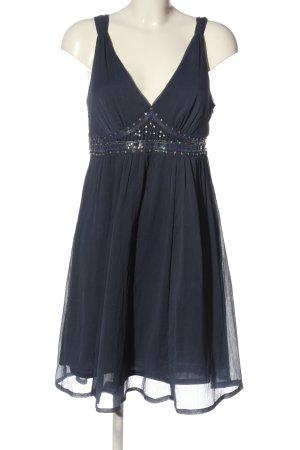 b.p.c. Bonprix Collection Minikleid blau Elegant
