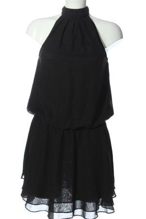 b.p.c. Bonprix Collection Abito con corpetto nero stile casual