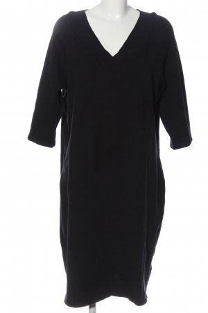 b.p.c. Bonprix Collection Sweater Dress black casual look