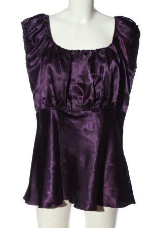 b.p.c. Bonprix Collection Camicetta da notte lilla stile professionale