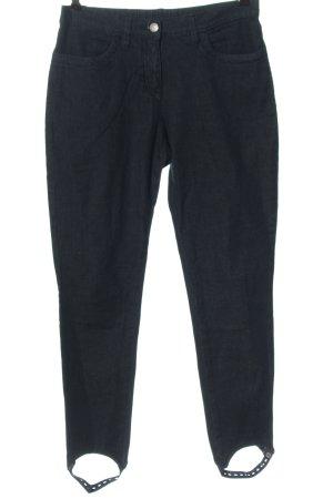 b.p.c. Bonprix Collection Slim Jeans blau Casual-Look