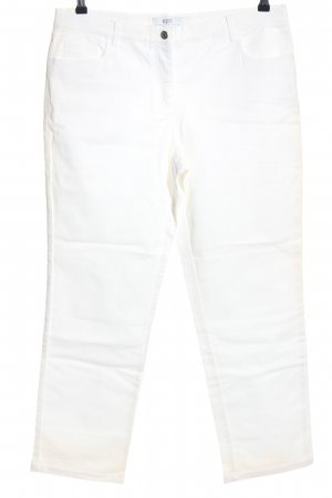 b.p.c. Bonprix Collection Stretch jeans wit casual uitstraling