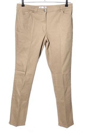 b.p.c. Bonprix Collection Pantalone elasticizzato crema stile casual