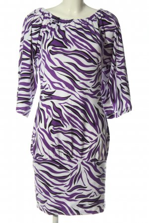 b.p.c. Bonprix Collection Abito di maglia stampa integrale elegante
