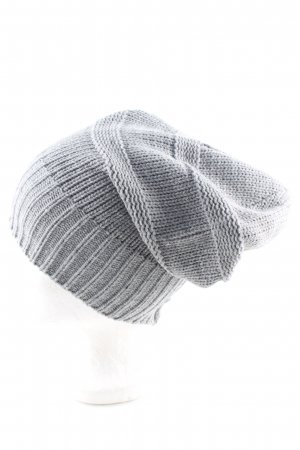 b.p.c. Bonprix Collection Knitted Hat light grey casual look