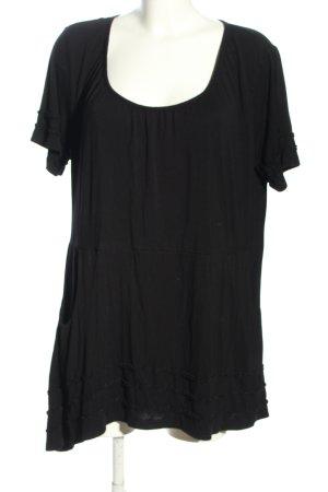 b.p.c. Bonprix Collection T-shirt nero stile casual