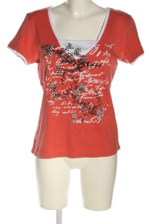 b.p.c. Bonprix Collection T-Shirt Motivdruck Casual-Look