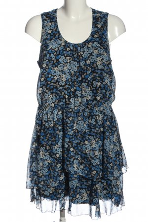 b.p.c. Bonprix Collection Flounce Dress allover print casual look