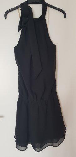 b.p.c. Fashion Kleid / Schwarz, Neckholder / Größe 36