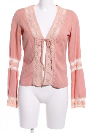 B.young Blouse Jacket pink casual look
