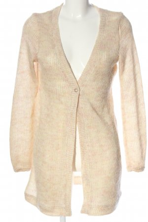 B.young Cardigan creme meliert Casual-Look