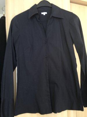 B.young Long Sleeve Shirt dark blue cotton