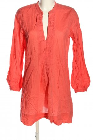 B.young Hemd-Bluse hellorange Casual-Look
