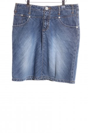 B.young Denim Skirt blue casual look