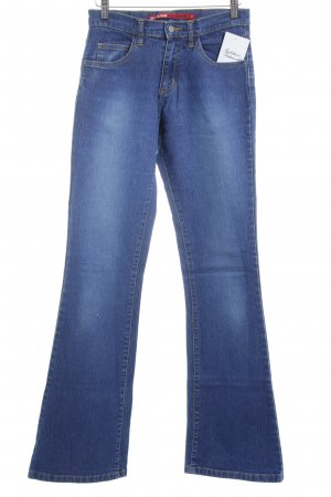 B.young Denim Flares blue simple style