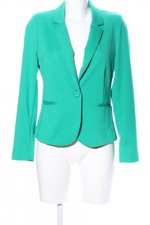 B.young Jerseyblazer türkis Casual-Look