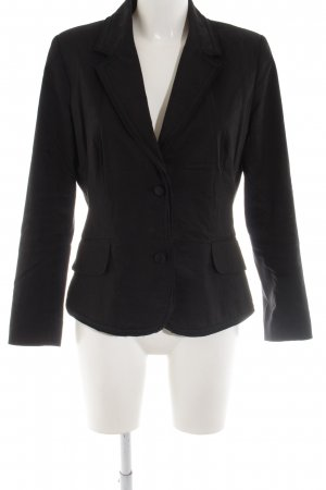 B.young Kurz-Blazer schwarz Business-Look