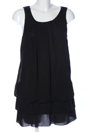 B.young Robe courte noir élégant