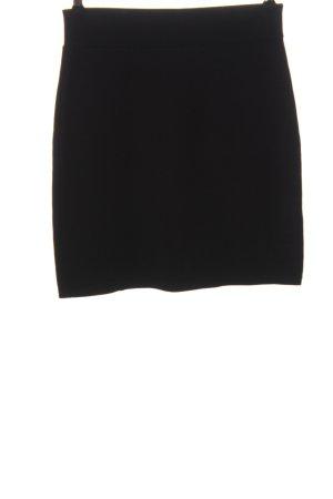 B.young Mini-jupe noir style décontracté